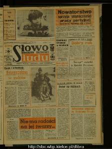 Słowo Ludu : dziennik Polskiej Zjednoczonej Partii Robotniczej, 1987 R.XXXVIII, nr 304 (magazyn środowy)