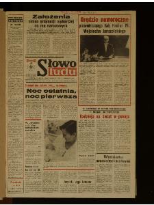 Słowo Ludu : dziennik Polskiej Zjednoczonej Partii Robotniczej, 1988 R.XXXIX, nr 1