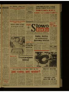 Słowo Ludu : dziennik Polskiej Zjednoczonej Partii Robotniczej, 1988 R.XXXIX, nr 8