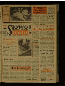 Słowo Ludu : dziennik Polskiej Zjednoczonej Partii Robotniczej, 1988 R.XXXIX, nr 9 (magazyn środowy)