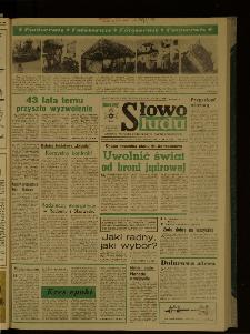 Słowo Ludu : dziennik Polskiej Zjednoczonej Partii Robotniczej, 1988 R.XXXIX, nr 12