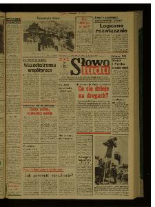 Słowo Ludu : dziennik Polskiej Zjednoczonej Partii Robotniczej, 1988 R.XXXIX, nr 19