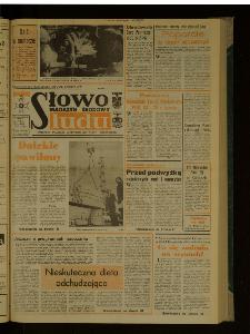 Słowo Ludu : dziennik Polskiej Zjednoczonej Partii Robotniczej, 1988 R.XXXIX, nr 21 (magazyn środowy)