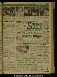 Słowo Ludu : dziennik Polskiej Zjednoczonej Partii Robotniczej, 1988 R.XXXIX, nr 36