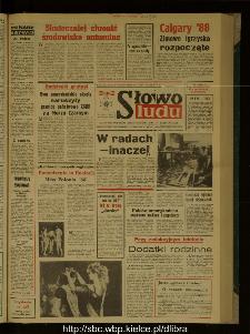Słowo Ludu : dziennik Polskiej Zjednoczonej Partii Robotniczej, 1988 R.XXXIX, nr 37