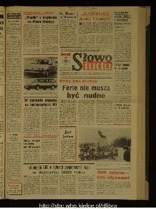Słowo Ludu : dziennik Polskiej Zjednoczonej Partii Robotniczej, 1988 R.XXXIX, nr 38