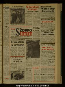 Słowo Ludu : dziennik Polskiej Zjednoczonej Partii Robotniczej, 1988 R.XXXIX, nr 40