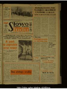 Słowo Ludu : dziennik Polskiej Zjednoczonej Partii Robotniczej, 1988 R.XXXIX, nr 57 (magazyn środowy)