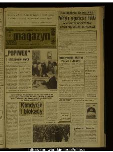 Słowo Ludu : dziennik Polskiej Zjednoczonej Partii Robotniczej, 1988 R.XXXIX, nr 59 (magazyn)