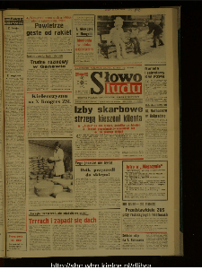 Słowo Ludu : dziennik Polskiej Zjednoczonej Partii Robotniczej, 1988 R.XXXIX, nr 64