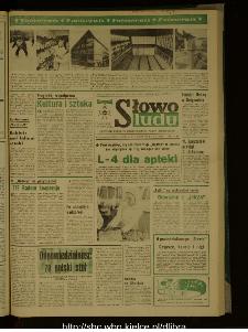 Słowo Ludu : dziennik Polskiej Zjednoczonej Partii Robotniczej, 1988 R.XXXIX, nr 66