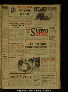 Słowo Ludu : dziennik Polskiej Zjednoczonej Partii Robotniczej, 1988 R.XXXIX, nr 67