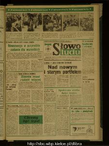 Słowo Ludu : dziennik Polskiej Zjednoczonej Partii Robotniczej, 1988 R.XXXIX, nr 72