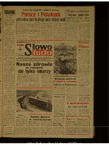 Słowo Ludu : dziennik Polskiej Zjednoczonej Partii Robotniczej, 1988 R.XXXIX, nr 80