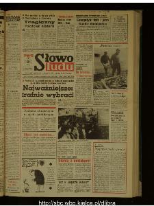 Słowo Ludu : dziennik Polskiej Zjednoczonej Partii Robotniczej, 1988 R.XXXIX, nr 90