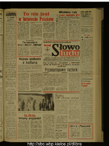 Słowo Ludu : dziennik Polskiej Zjednoczonej Partii Robotniczej, 1988 R.XXXIX, nr 104