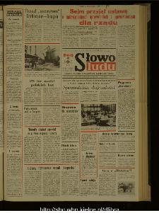 Słowo Ludu : dziennik Polskiej Zjednoczonej Partii Robotniczej, 1988 R.XXXIX, nr 110