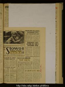 Słowo Ludu : dziennik Polskiej Zjednoczonej Partii Robotniczej, 1988 R.XXXIX, nr 121 (magazyn środowy)
