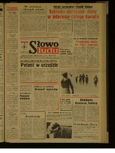 Słowo Ludu : dziennik Polskiej Zjednoczonej Partii Robotniczej, 1988 R.XXXIX, nr 126