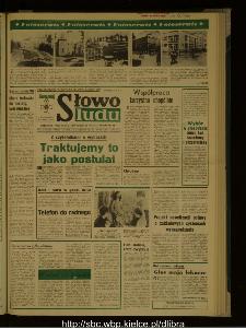 Słowo Ludu : dziennik Polskiej Zjednoczonej Partii Robotniczej, 1988 R.XXXIX, nr 129