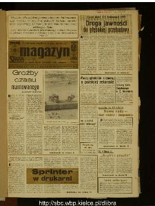 Słowo Ludu : dziennik Polskiej Zjednoczonej Partii Robotniczej, 1988 R.XXXIX, nr 152 (magazyn)