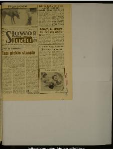 Słowo Ludu : dziennik Polskiej Zjednoczonej Partii Robotniczej, 1988 R.XXXIX, nr 156 (magazyn środowy)
