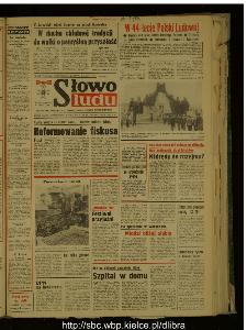 Słowo Ludu : dziennik Polskiej Zjednoczonej Partii Robotniczej, 1988 R.XXXIX, nr 170
