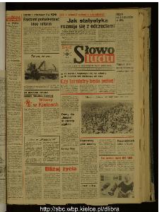Słowo Ludu : dziennik Polskiej Zjednoczonej Partii Robotniczej, 1988 R.XXXIX, nr 173