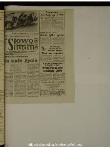 Słowo Ludu : dziennik Polskiej Zjednoczonej Partii Robotniczej, 1988 R.XXXIX, nr 190 (magazyn środowy)