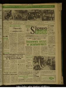 Słowo Ludu : dziennik Polskiej Zjednoczonej Partii Robotniczej, 1988 R.XXXIX, nr 199