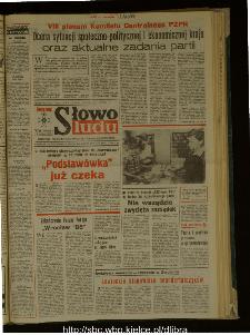 Słowo Ludu : dziennik Polskiej Zjednoczonej Partii Robotniczej, 1988 R.XXXIX, nr 200