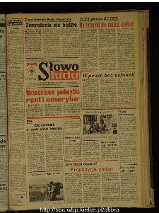 Słowo Ludu : dziennik Polskiej Zjednoczonej Partii Robotniczej, 1988 R.XXXIX, nr 201