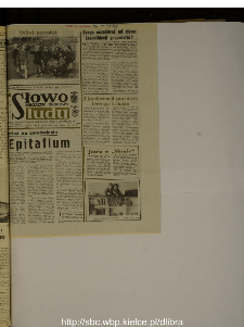 Słowo Ludu : dziennik Polskiej Zjednoczonej Partii Robotniczej, 1988 R.XXXIX, nr 202 (magazyn środowy)