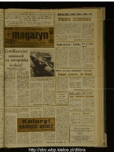 Słowo Ludu : dziennik Polskiej Zjednoczonej Partii Robotniczej, 1988 R.XXXIX, nr 204 (magazyn)