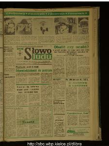 Słowo Ludu : dziennik Polskiej Zjednoczonej Partii Robotniczej, 1988 R.XXXIX, nr 205