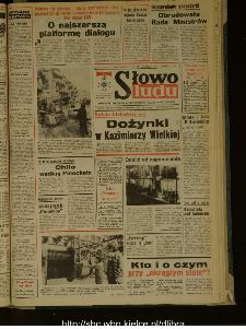 Słowo Ludu : dziennik Polskiej Zjednoczonej Partii Robotniczej, 1988 R.XXXIX, nr 213