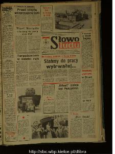 Słowo Ludu : dziennik Polskiej Zjednoczonej Partii Robotniczej, 1988 R.XXXIX, nr 218