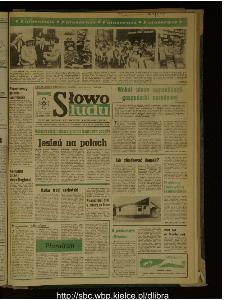 Słowo Ludu : dziennik Polskiej Zjednoczonej Partii Robotniczej, 1988 R.XXXIX, nr 223