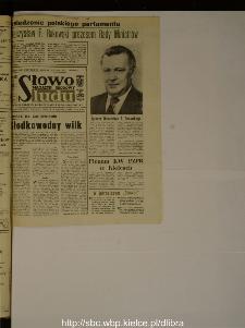 Słowo Ludu : dziennik Polskiej Zjednoczonej Partii Robotniczej, 1988 R.XXXIX, nr 226 (magazyn środowy)