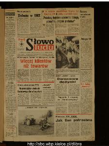 Słowo Ludu : dziennik Polskiej Zjednoczonej Partii Robotniczej, 1988 R.XXXIX, nr 230