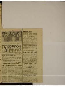 Słowo Ludu : dziennik Polskiej Zjednoczonej Partii Robotniczej, 1988 R.XXXIX, nr 232 (magazyn środowy)