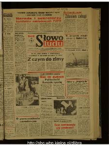 Słowo Ludu : dziennik Polskiej Zjednoczonej Partii Robotniczej, 1988 R.XXXIX, nr 233