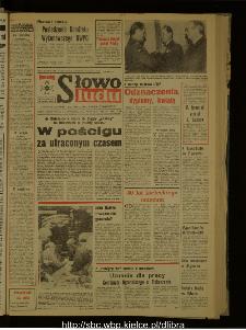 Słowo Ludu : dziennik Polskiej Zjednoczonej Partii Robotniczej, 1988 R.XXXIX, nr 237