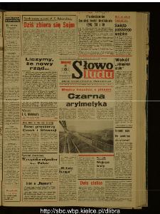 Słowo Ludu : dziennik Polskiej Zjednoczonej Partii Robotniczej, 1988 R.XXXIX, nr 239