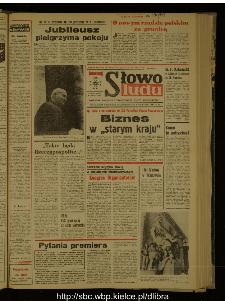 Słowo Ludu : dziennik Polskiej Zjednoczonej Partii Robotniczej, 1988 R.XXXIX, nr 242