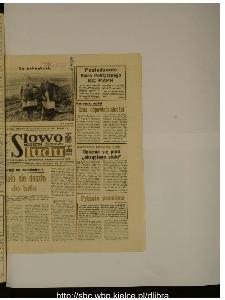 Słowo Ludu : dziennik Polskiej Zjednoczonej Partii Robotniczej, 1988 R.XXXIX, nr 244 (magazyn środowy)
