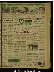 Słowo Ludu : dziennik Polskiej Zjednoczonej Partii Robotniczej, 1988 R.XXXIX, nr 247