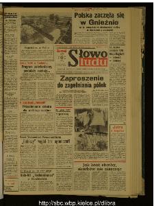 Słowo Ludu : dziennik Polskiej Zjednoczonej Partii Robotniczej, 1988 R.XXXIX, nr 251