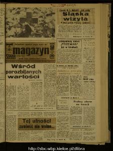 Słowo Ludu : dziennik Polskiej Zjednoczonej Partii Robotniczej, 1988 R.XXXIX, nr 252 (magazyn)