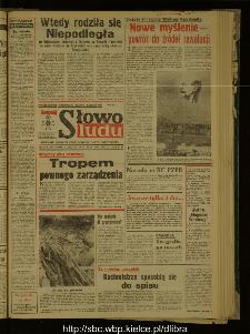 Słowo Ludu : dziennik Polskiej Zjednoczonej Partii Robotniczej, 1988 R.XXXIX, nr 259